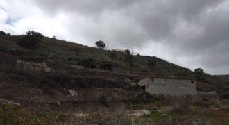 En venta Finca Barranco Tenoya